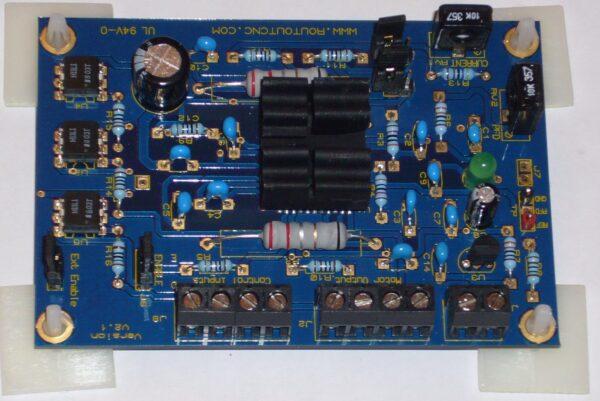 2.5A CNC stepper motor driver